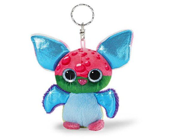 Ключодържател - Карамелен прилеп Слъки - Детски играчки - Плюшени играчки - За детето - Детски аксесоари