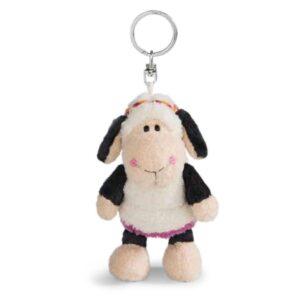 Ключодържател с овцата Jolly Malou, 10 см - Детски играчки - Плюшени играчки - За детето - Детски аксесоари