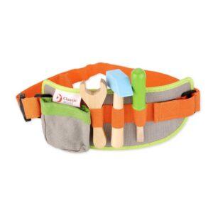 Колан с детски инструменти - Детски играчки - Образователни играчки - Дървени играчки