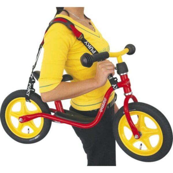 Колан за през рамо TG Black strap - Играчки за навън - Аксесоари за велосипеди и тротинетки
