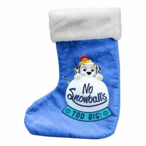 Коледен чорап за подаръци с 60 части за оцветяване, Пес Патрул - Детски играчки - Комплекти за рисуване - PAW Patrol