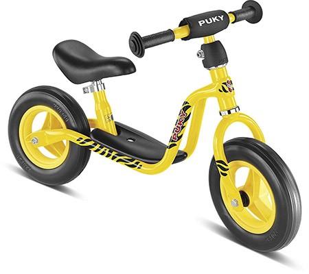Колело без педали за деца над 2 години Puky LR M - жълто - Играчки за навън - Балансиращи колела