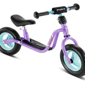 Колело без педали за деца над 2 години Puky LR M - лилаво - Играчки за навън - Балансиращи колела