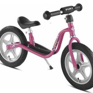 Колело за баланс за деца над 3 години PUKY LR 1L - розово - Играчки за навън - Балансиращи колела
