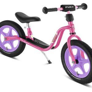 Колело за баланс за деца над 3 години PUKY LR 1L - светло розово - Играчки за навън - Балансиращи колела