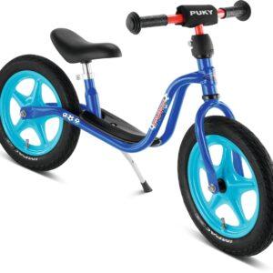 Колело за баланс за деца над 3 години PUKY LR 1L - тъмно синьо - Играчки за навън - Балансиращи колела