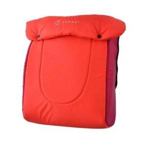 Комбинирана количка 2 в 1 Zooper Flamenco Flaming Plaid, червена - Бебешки колички - Комбинирани бебешки колички 2 в 1