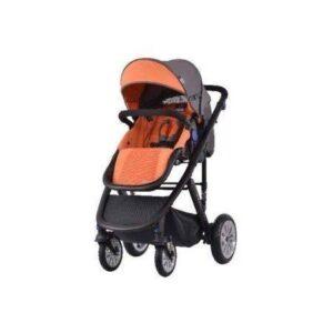 Комбиниранa количкa 3 в 1 Zooper Flamenco Honey Citrus - Бебешки колички - Комбинирани бебешки колички 3 в 1