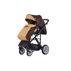 Комбиниранa количкa 3 в 1 Zooper Flamenco Khaki Plaid - Бебешки колички - Комбинирани бебешки колички 3 в 1