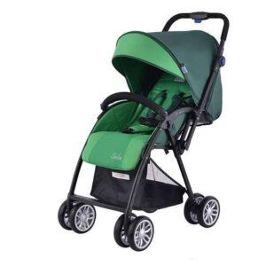 Комбинирана количка Zooper Salsa Apple Green Plaid, зелена - Бебешки колички - Комбинирани бебешки колички 2 в 1