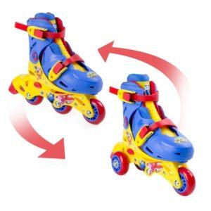 Комбинирани ролери и ролкови кънки за деца - Super Wings - Играчки за навън - Ролери и ролкови кънки - Super Wings