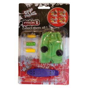 Комплект играчка за пръсти PENNY BOARD, лилав - Детски играчки - Играчки за пръсти - Фингърбордове