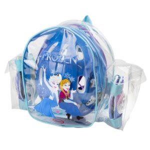 Комплект каска, наколенки и налакътници - Фроузън - Играчки за навън - Протектори - каски, налакътници, наколенки - Frozen