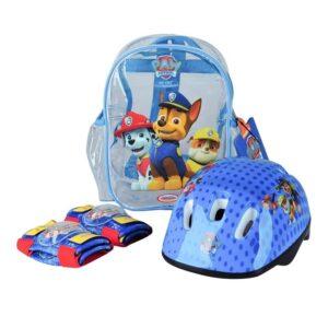 Комплект каска, наколенки и налакътници Пес Патрул - Играчки за навън - Протектори - каски, налакътници, наколенки - PAW Patrol