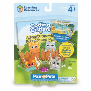 Комплект котенца за игра - Паунсър и Пърл - Детски играчки - STEM Играчки