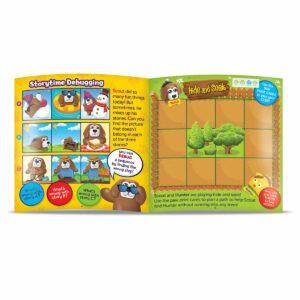 Комплект кученца за игра - Хънтър и Скоут - Детски играчки - STEM Играчки