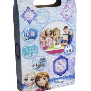 "Комплект ""Направи си сам Парти за рождения ден"" - Детски играчки - Образователни играчки - Frozen"