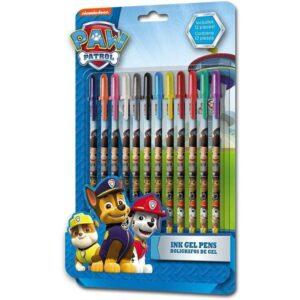 Комплект от 12 цветни химикала - Paw Patrol - Ученически пособия - Комплекти за рисуване - За детето - PAW Patrol