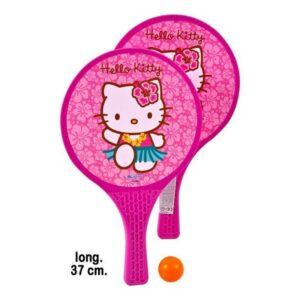 Комплект от 2 ракети и топче за игра - Hello Kitty - Детски играчки - Други занимателни и спортни играчки - Hello Kitty