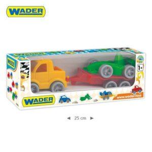 Комплект от детски колички, различни комбинации - Детски играчки - Детски камиончета и коли