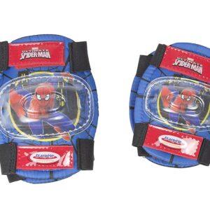 Комплект раница, каска и протектори, Спайдърмен - Играчки за навън - Протектори - каски, налакътници, наколенки - Spider-Man