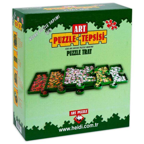 Комплект сортери за пъзелни части Art Puzzle - 6 броя - Пъзели