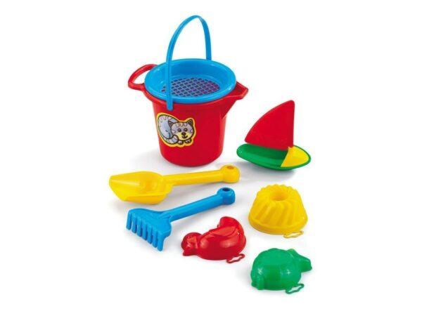 Комплект за игра на плажа - Детски играчки - Играчки за пясък