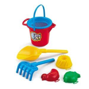 Комплект за игра на плажа ''Дороти'' - Детски играчки - Играчки за пясък