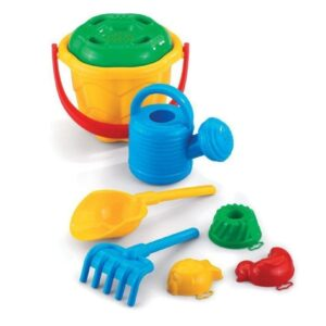 Комплект за игра на плажа ''Фала'' с лейка - Детски играчки - Играчки за пясък