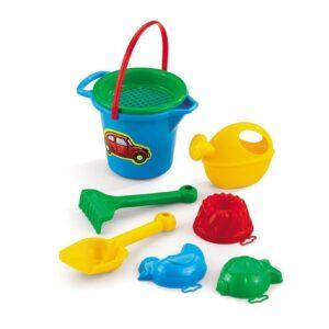 Комплект за игра на плажа ''Смол'' с лейка - Детски играчки - Играчки за пясък