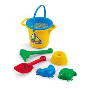 Комплект за игра на пясъка ''Смол'' - Детски играчки - Играчки за пясък