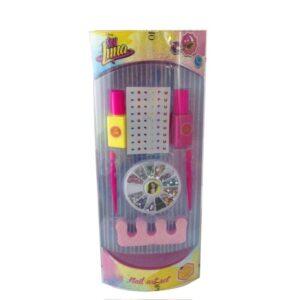 Комплект за маникюр за деца - Soy Luna - Детски играчки - Детски гримове, комплекти и аксесоари - Soy Luna