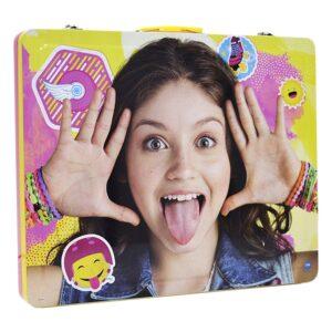 Комплект за моделиране в метална кутия Soy Luna - Детски играчки - Детски гримове, комплекти и аксесоари - Soy Luna