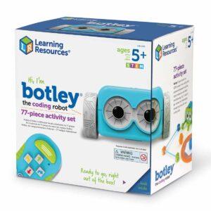 Комплект за програмиране с робота Botley - Детски играчки - STEM Играчки