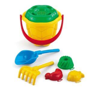 Комплект за пясък Фала - Детски играчки - Играчки за пясък