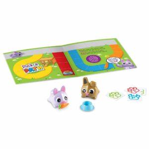 Комплект зайчета за игра - Флъфи и Бъфи - Детски играчки - STEM Играчки