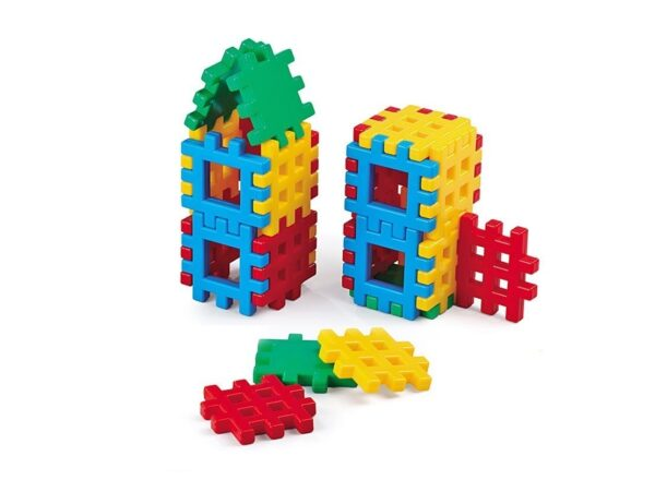 Конструктор 24 части - Детски играчки - Конструктори