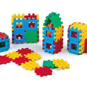 Конструктор 48 части - Детски играчки - Конструктори