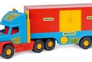 Детска играчка - камион, Контейнеровоз - Детски играчки - Детски камиончета и коли