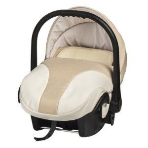 Кошче за бебета за кола Baby Merc Style бежово - Бебешки колички - Кошчета за кола