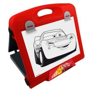 Креативна дъска за рисуване - Disney Cars - Детски играчки - Образователни играчки
