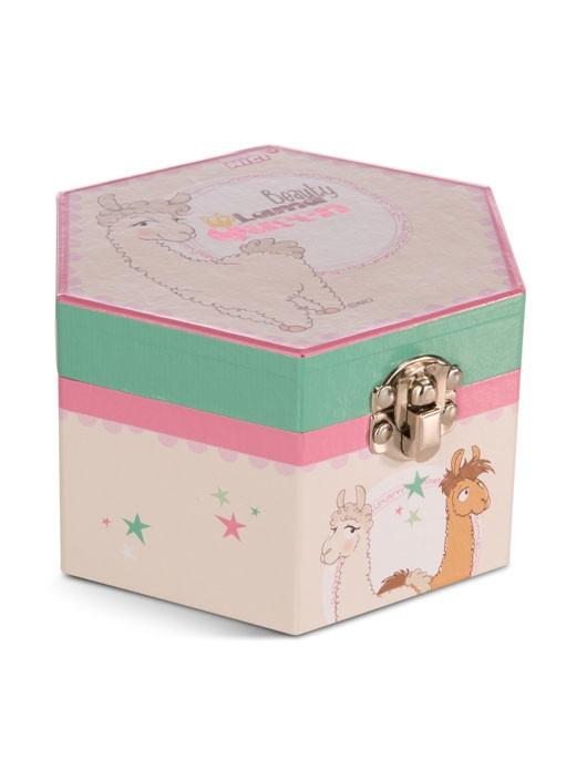 Кутия за бижута Dalia Lama - Детски играчки - Детски гримове, комплекти и аксесоари - За детето - Детски аксесоари