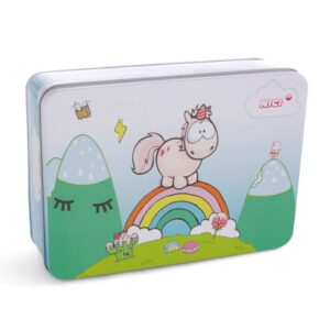 Кутия за бисквити - Еднорогът Theodor - За детето - Детски прибори за хранене