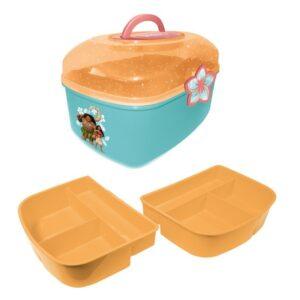 Кутия за рисуване и оцветяване - Смелата Ваяна - Детски играчки - Образователни играчки