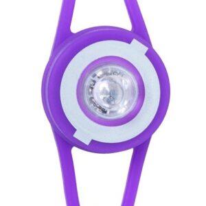 LED фенерче - Лилаво - Играчки за навън - Аксесоари за велосипеди и тротинетки