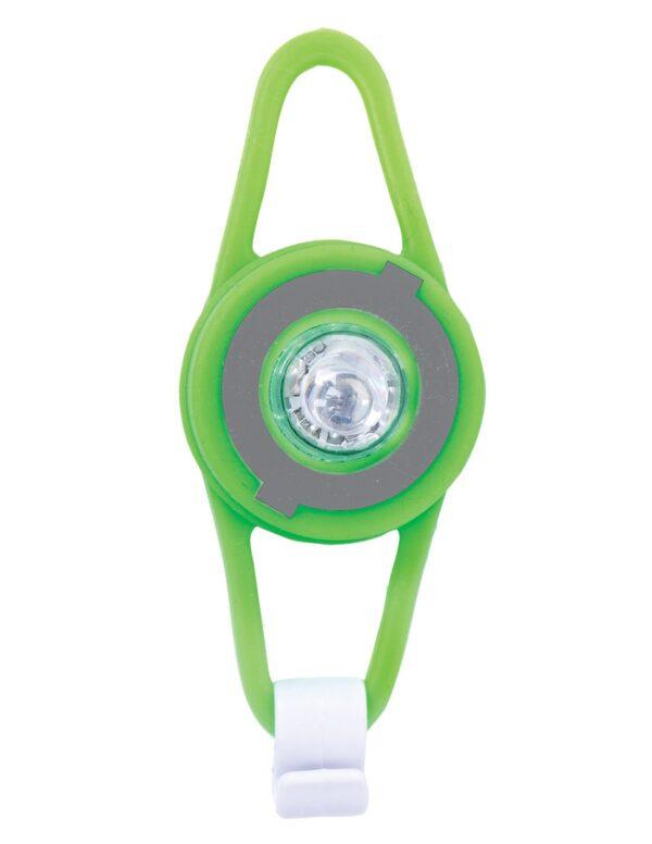 LED фенерче - Зелено - Играчки за навън - Аксесоари за велосипеди и тротинетки