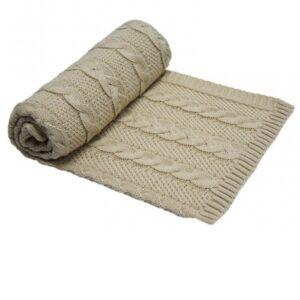 Леко плетено детско одеяло - За бебето - Аксесоари за детска стая - Завивки / Одеяла
