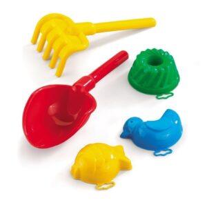 Мини комплект за игра на пясък - Детски играчки - Играчки за пясък