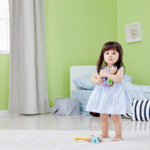 Многоцветни детски дървени маракаси - Детски играчки - Музикални инструменти - Дървени играчки