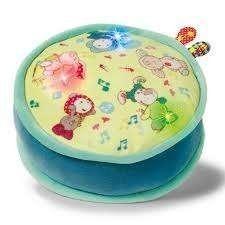 Моят първи барабан от плюш, с музика и др. функции - Детски играчки - Плюшени играчки